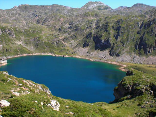 Lago de la Calabazosa - Cómo es el Parque Natural de Somiedo