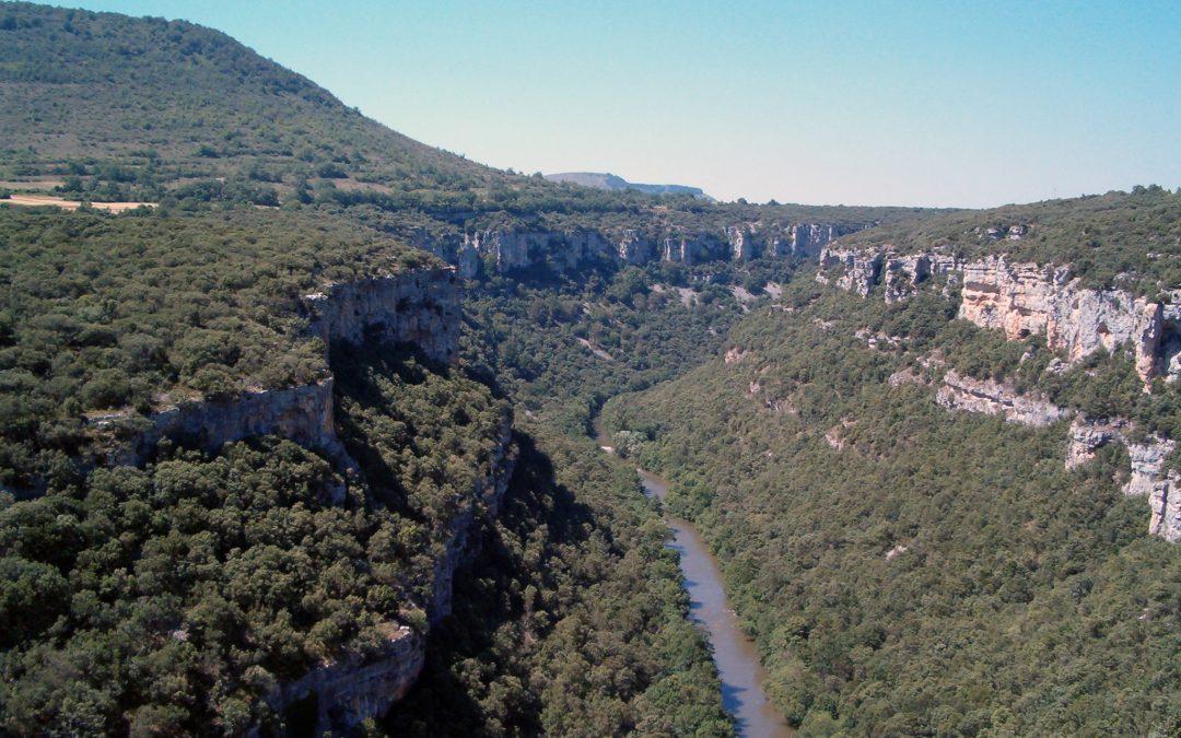 De ruta por el cañón del Alto Ebro Burgalés