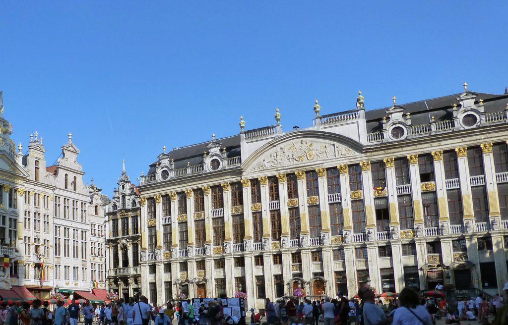 Casa de los Duques de Brabante, Grand Place de Bruselas