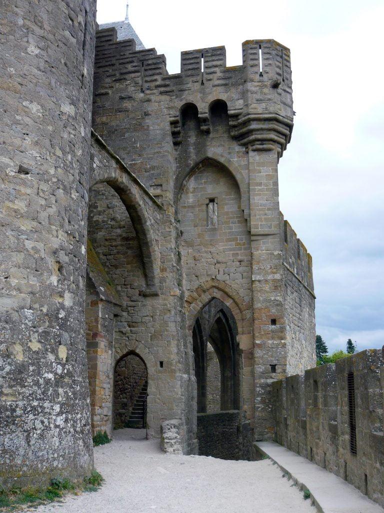 Puerta y Torre de San Nazario - qué ver en Carcasona en un día