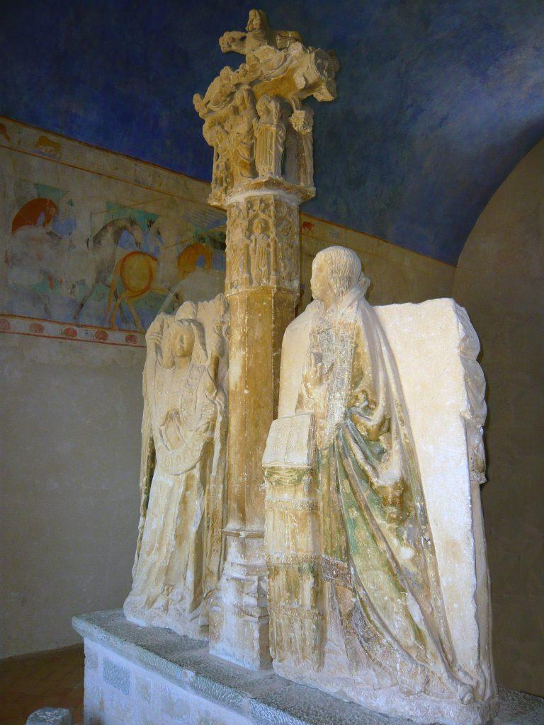 Museo Lapidario- qué ver en Carcasona en un día