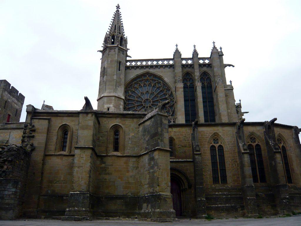 Basílica de San Nazario - qué ver en Carcasona en un día