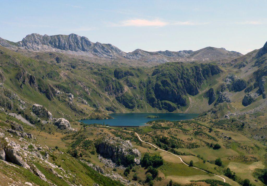 El Lago del Valle - Rutas desde Valle de Lago