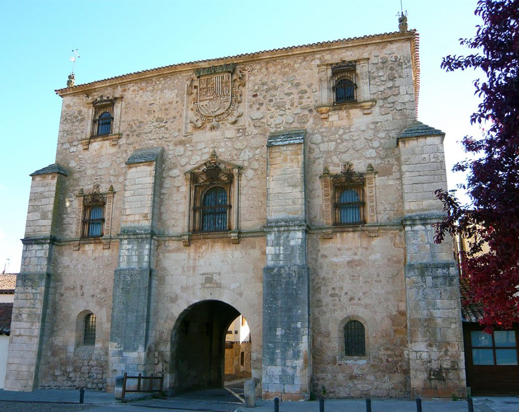 Archivo del Adelantamiento de Castilla en Covarrubias