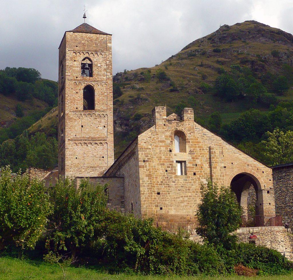 Iglesia de La Nativitat de Durro