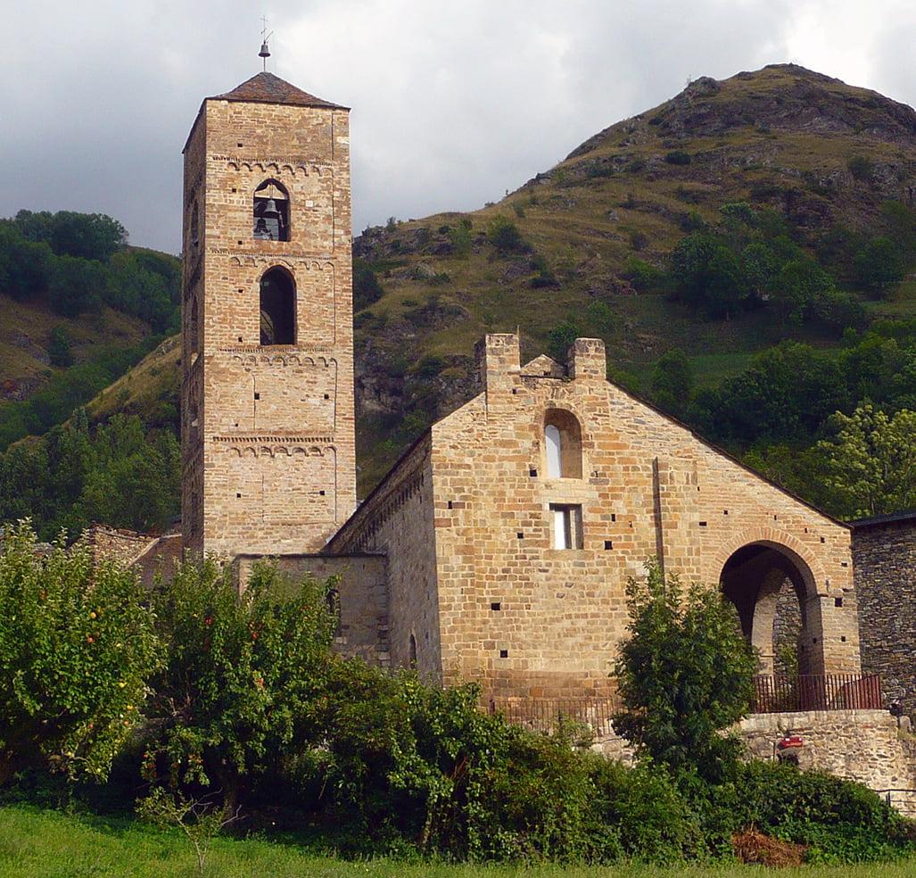Iglesia de La Nativitat de Durro - iglesias del Valle de Boí