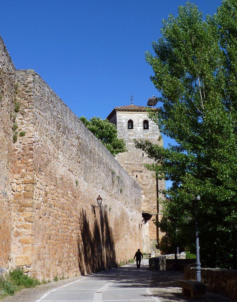 Muralla de Covarrubias
