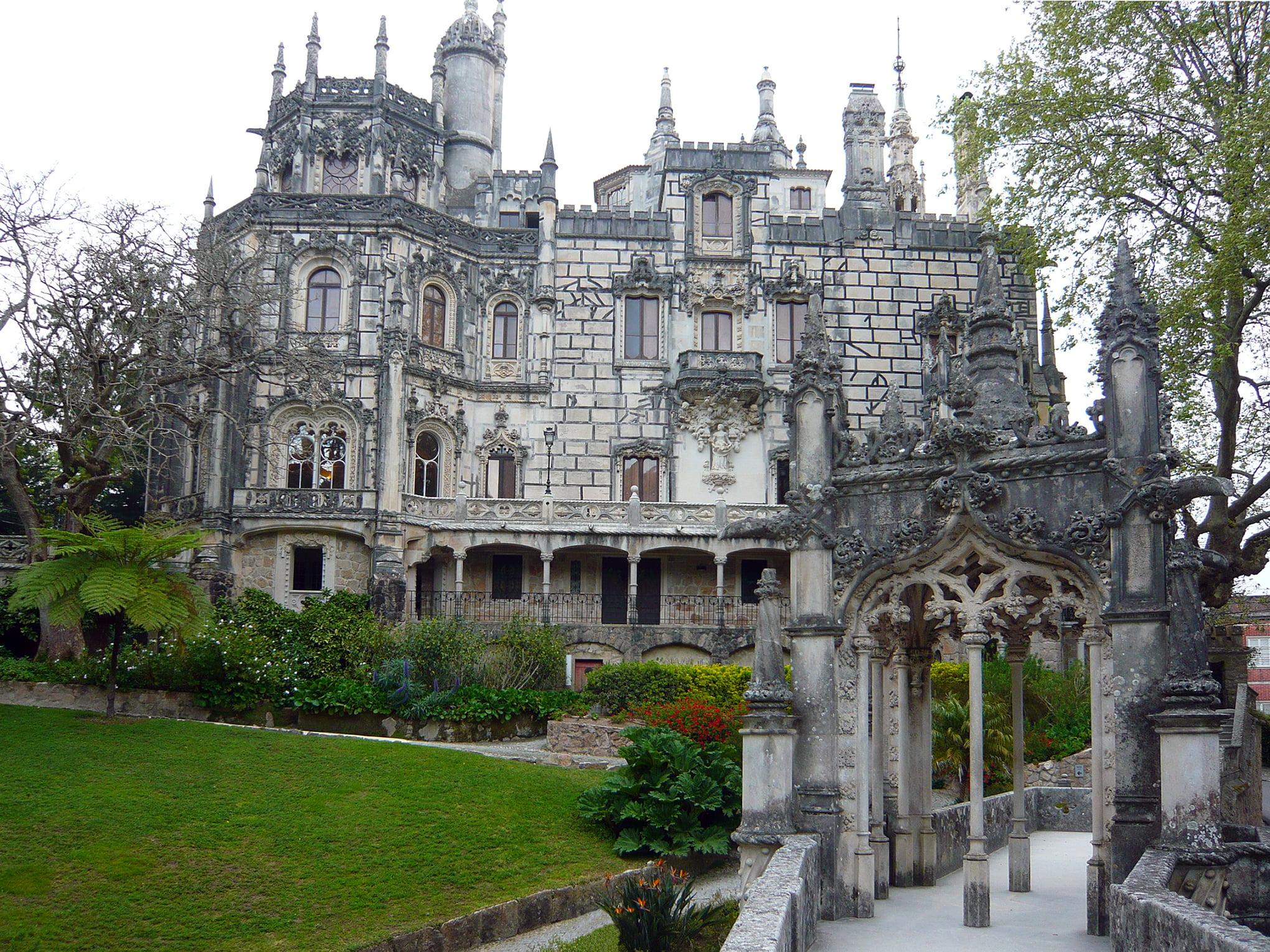 C mo visitar la quinta da regaleira de sintra un palacio for Jardines quinta da regaleira