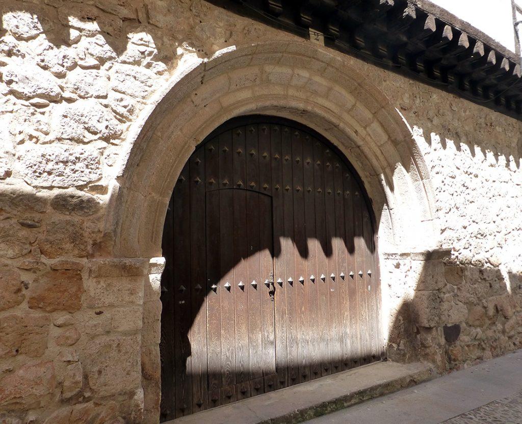Palacio de Fernán González en Covarrubias