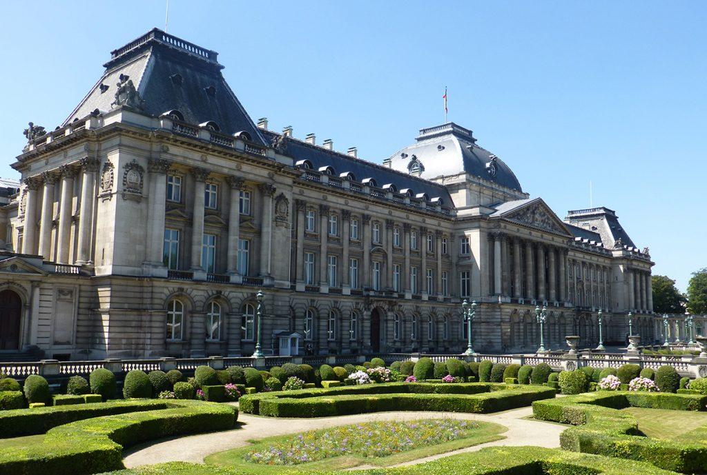 No te pierdas el Palacio Real de Bruselas en tu viaje a Bélgica