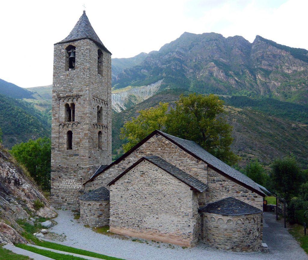 Iglesia de San Joan de Boí - iglesias del Valle de Boí
