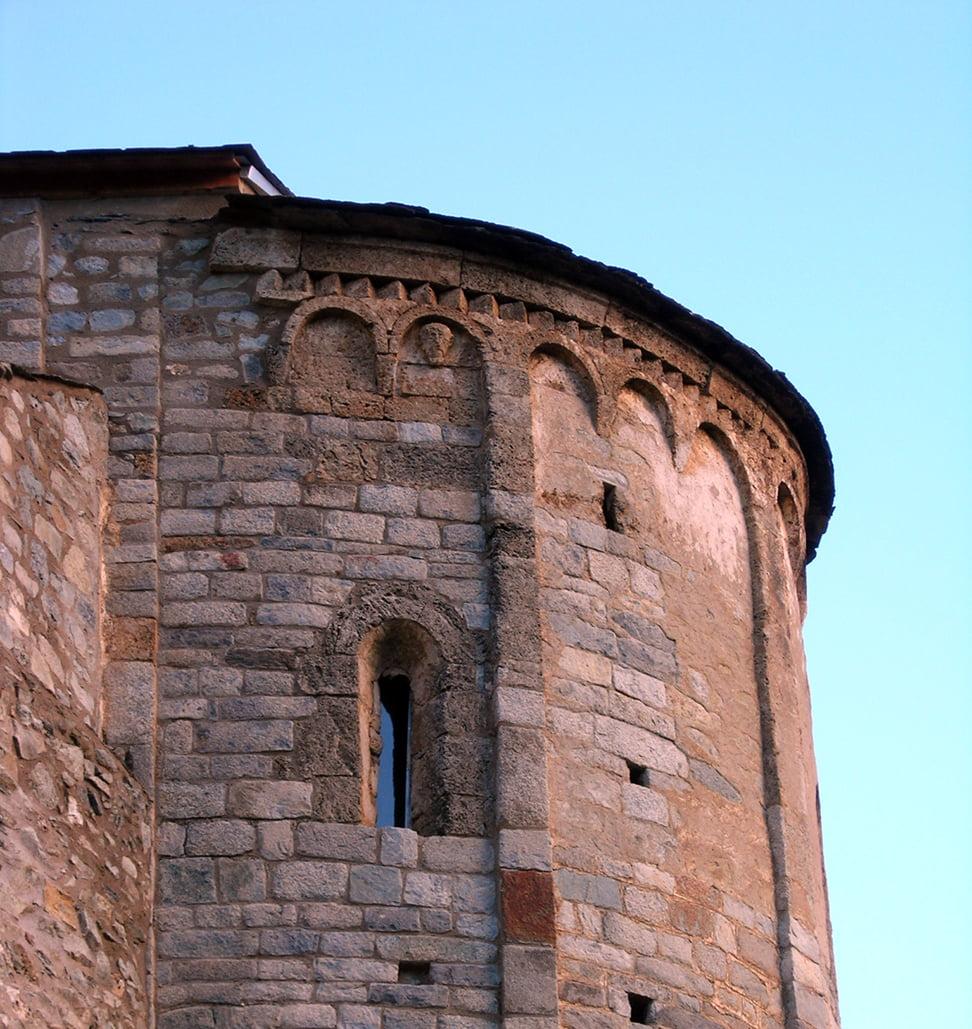 Santa Maria de Cardet - iglesias del Valle de Boí