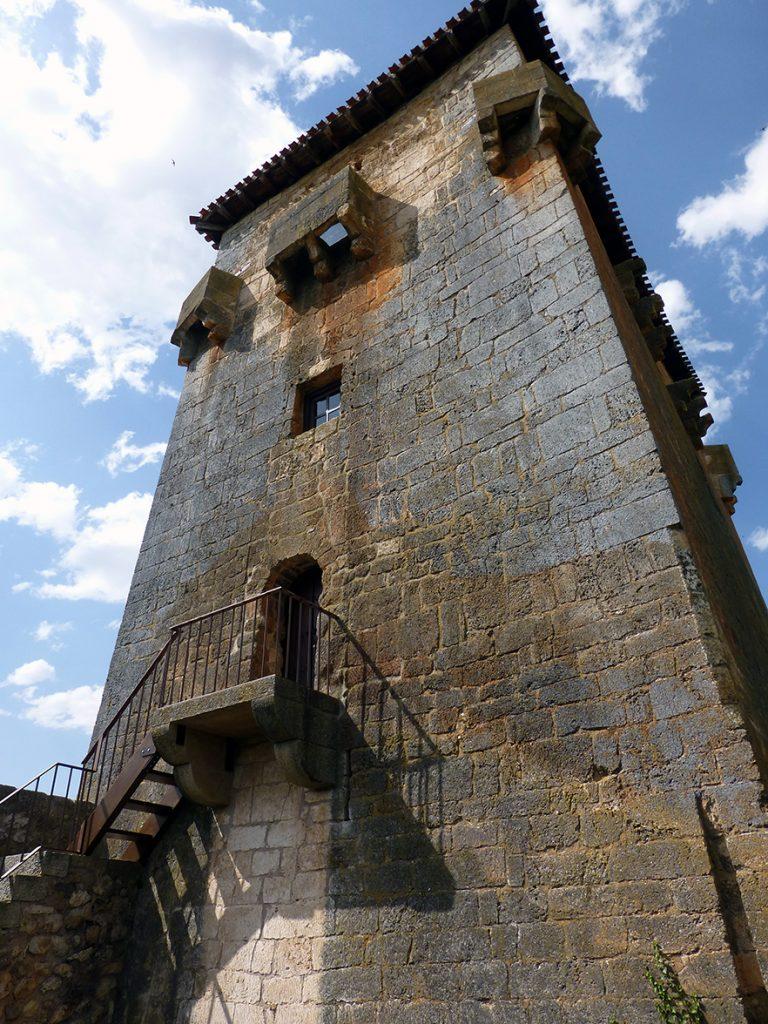 Torreón de Fernán González - que ver en el Valle del Arlanza, Burgos