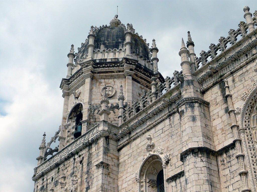 Campanario del Monasterio de los Jerónimos