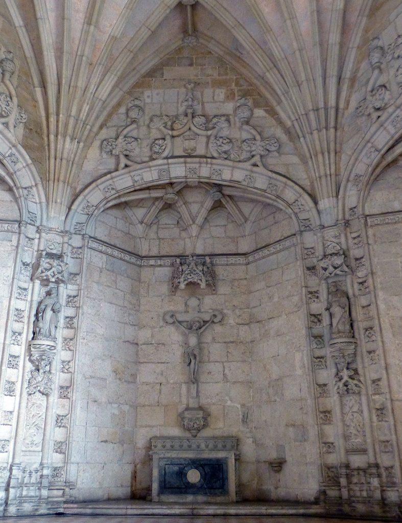 Tumba de Alexandre Herculano- Monasterio de los Jerónimos de Lisboa