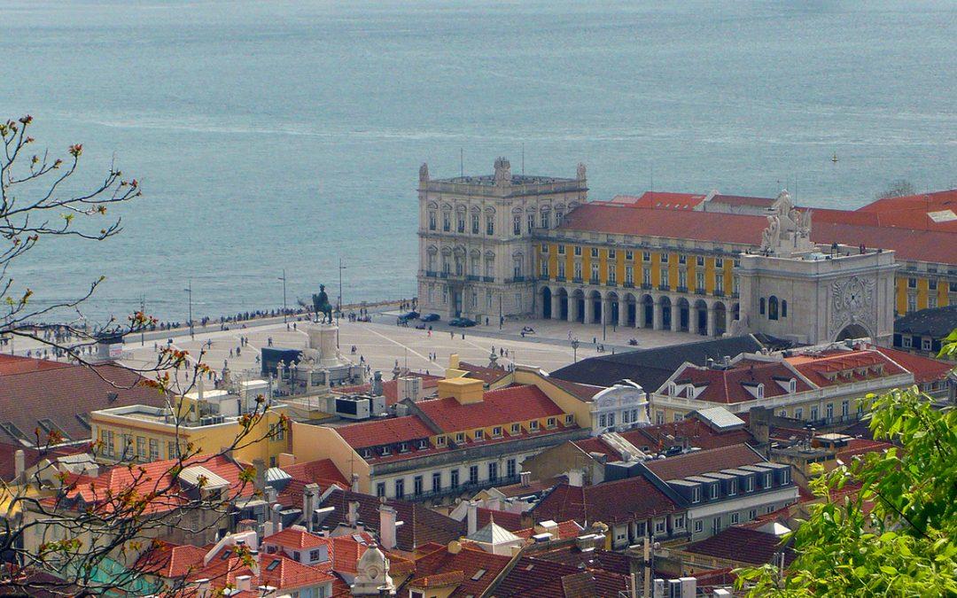 Disfruta del encanto señorial del Barrio de la Baixa en Lisboa
