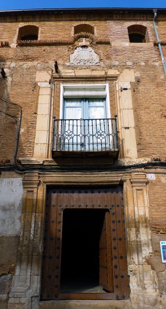 Casa de la Comunidad de Aldeas de Daroca