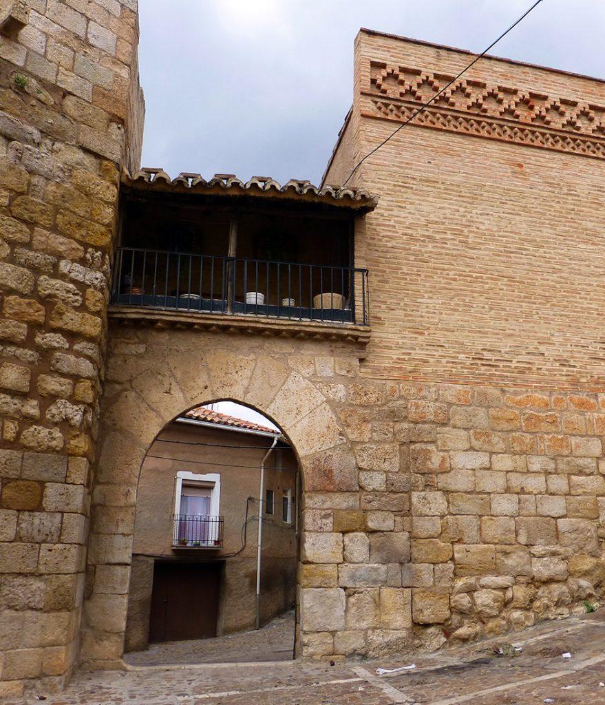 Portal de Valencia de Daroca