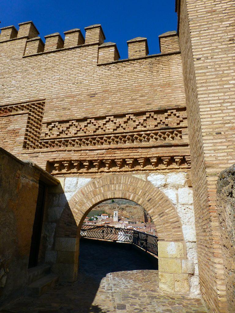 Portal del Arrabal de Daroca