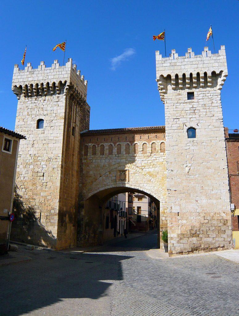 Puerta Baja de Daroca