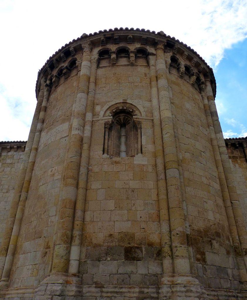 Ábside de la iglesia de San Miguel de Daroca