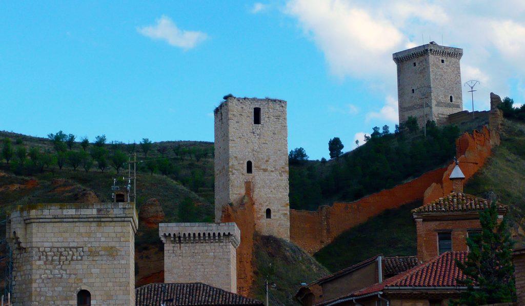 Ruta de las murallas de Daroca