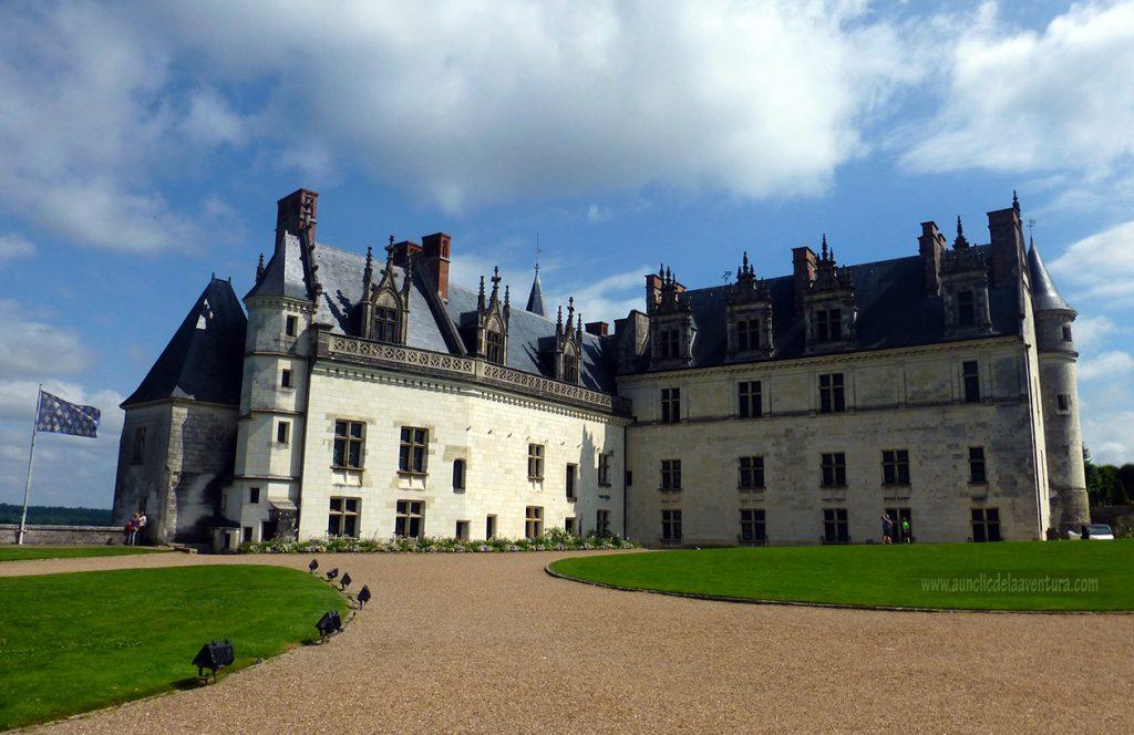 Ala de Carlos VIII en el Castillo Real de Amboise