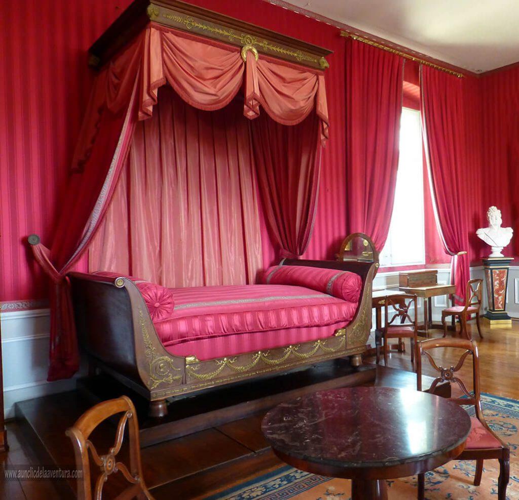 Cámara de los Orleans del Castillo Real de Amboise