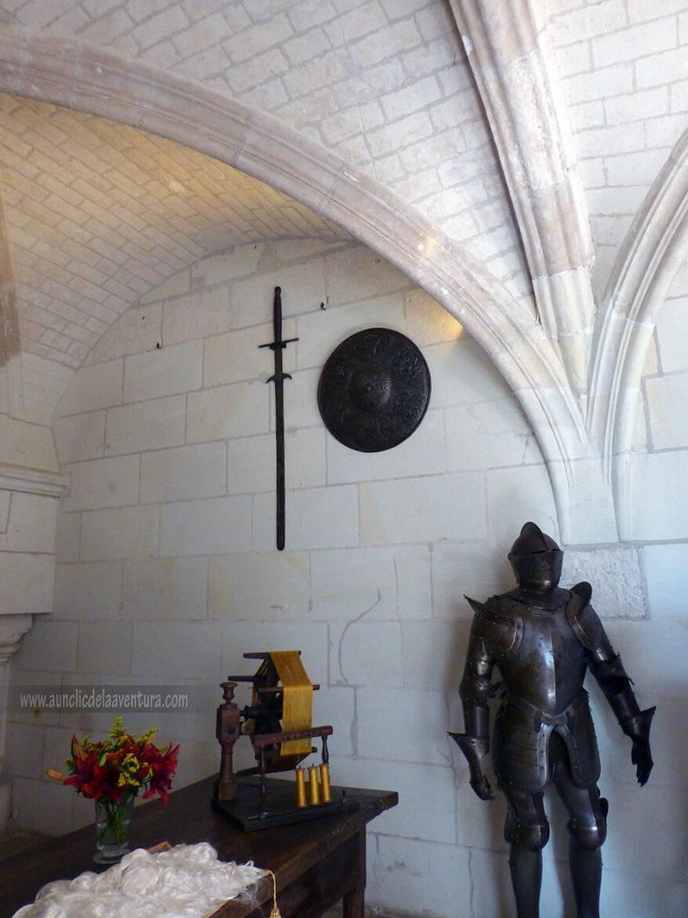 Galería de la Guardia del Castillo Real de Amboise
