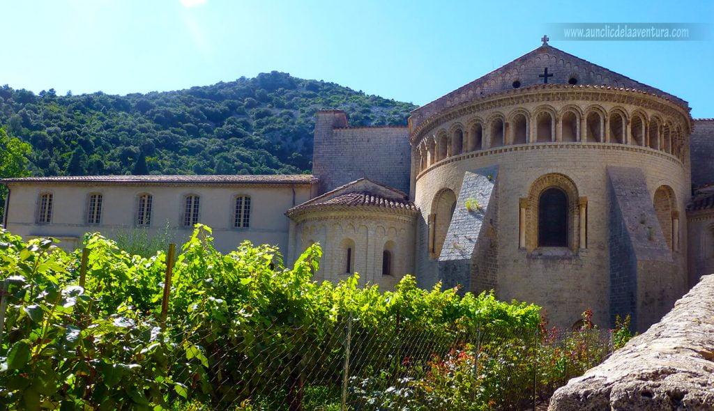 Abadía de Gellone - que ver en Saint-Guilhem-le-Désert