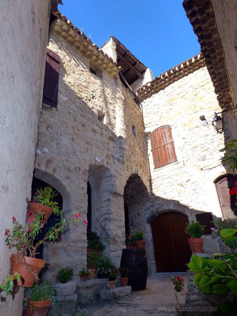 Arquitectura tradicional de Saint-Guilhem-le-Désert - que ver enSaint-Guilhem-le-Désert