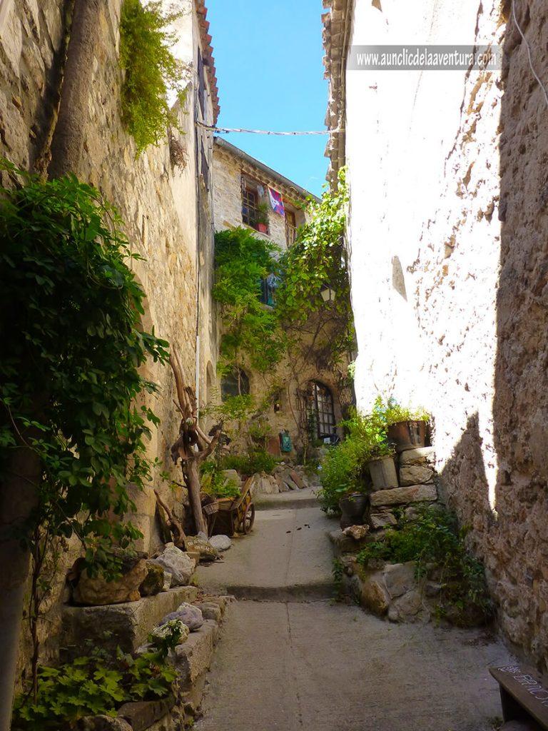 Calle de Saint-Guilhem-le-Désert - que ver enSaint-Guilhem-le-Désert