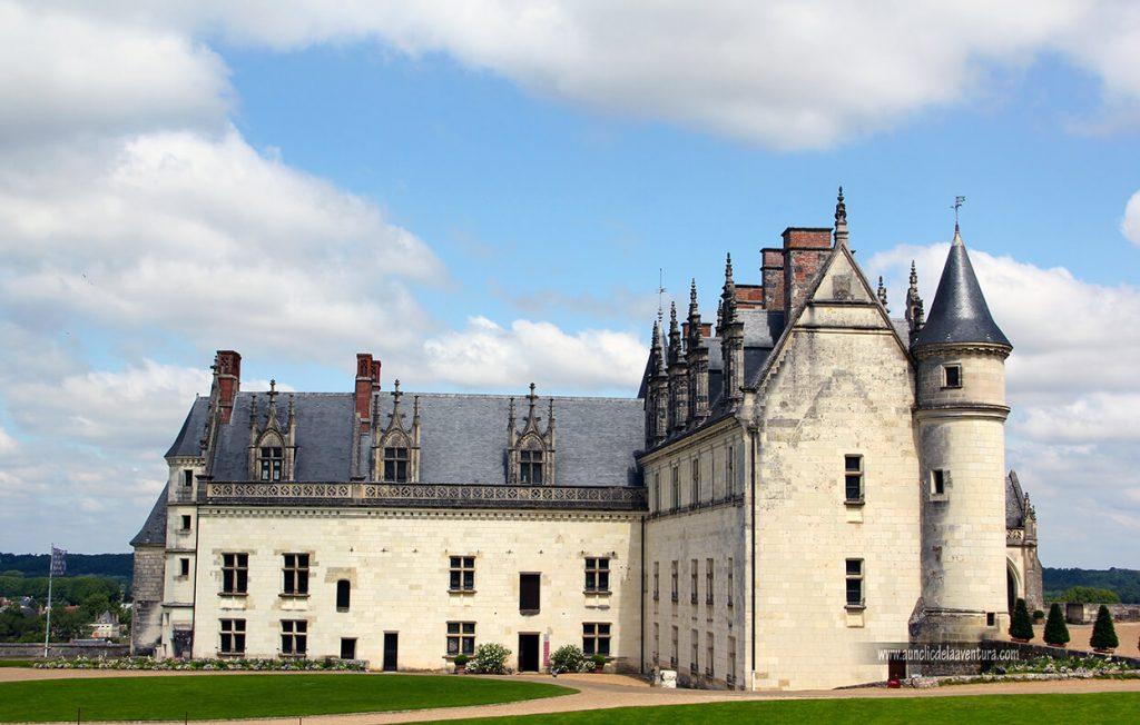 Castillo real de Amboise