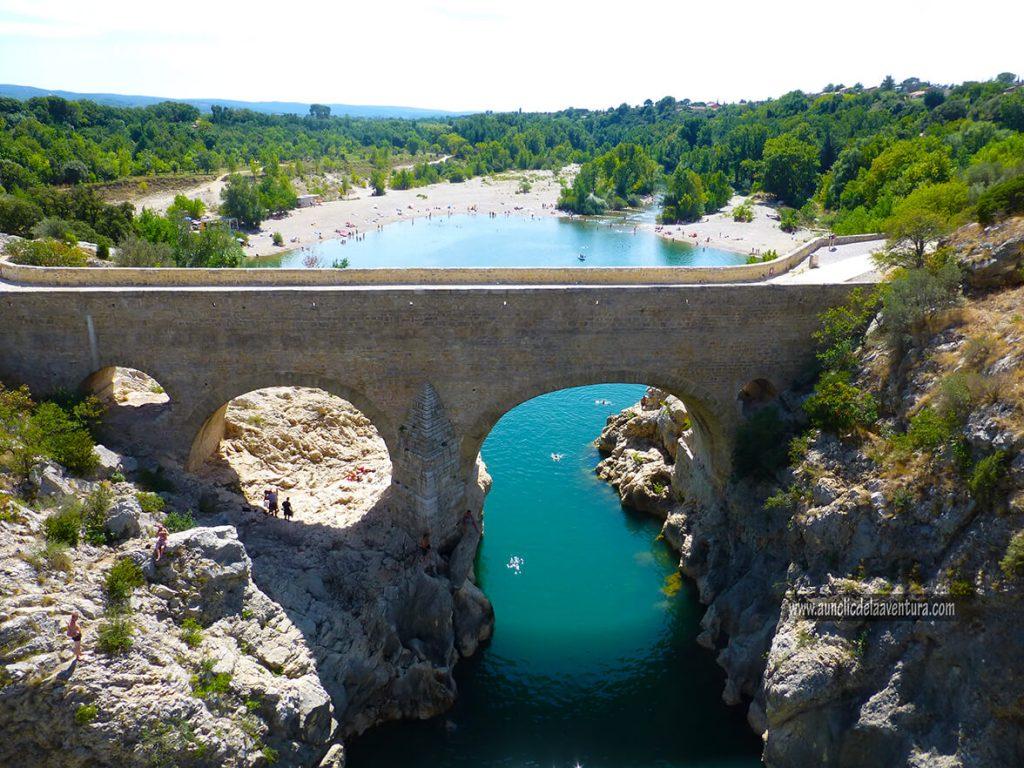 Puente del Diablo - que ver enSaint-Guilhem-le-Désert