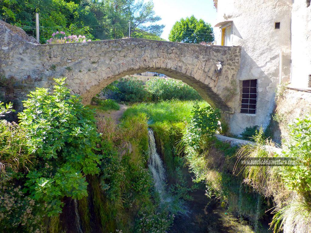 Puente sobre el río Verdús - que ver enSaint-Guilhem-le-Désert