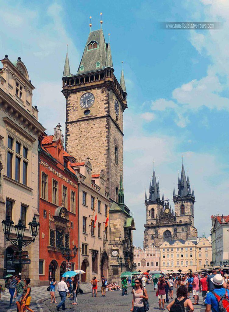 Ayuntamiento de la Ciudad Vieja - Qué ver en la Ciudad Vieja de Praga
