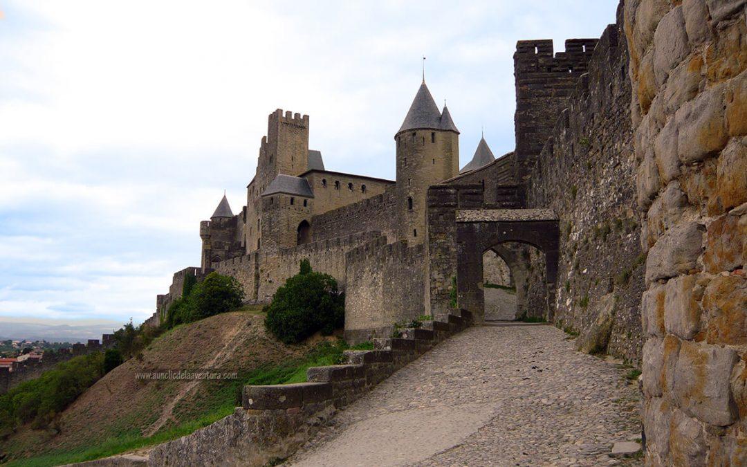 Carcasona, un viaje mágico a la Edad Media