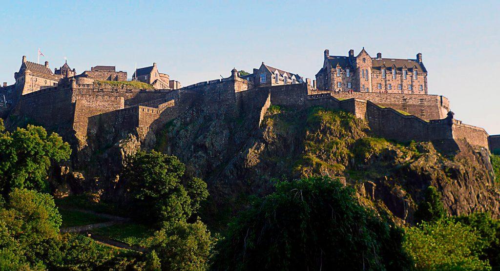 Castillo de Edimburgo - mis ciudades favoritas