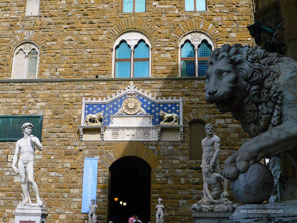 Florencia, Palazzo Vecchio - mis ciudades favoritas