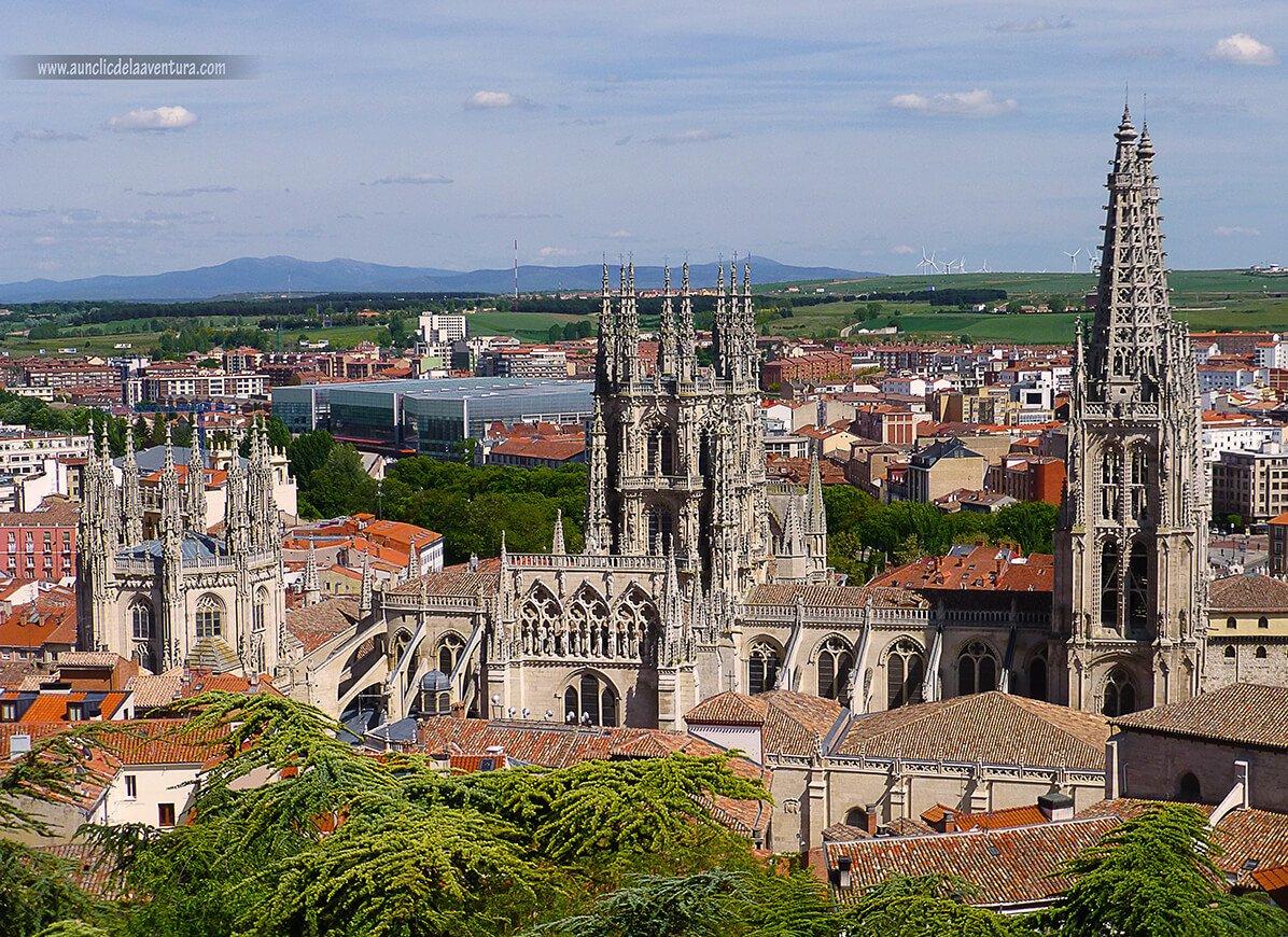 La Portada de Santa María de la Catedral de Burgos