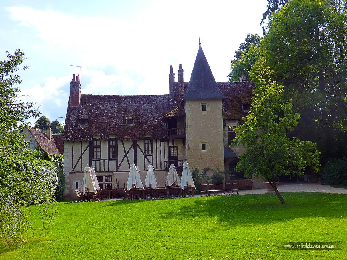 Priorato del Espíritu Santo del siglo XV - Castillo de Clos Lucé