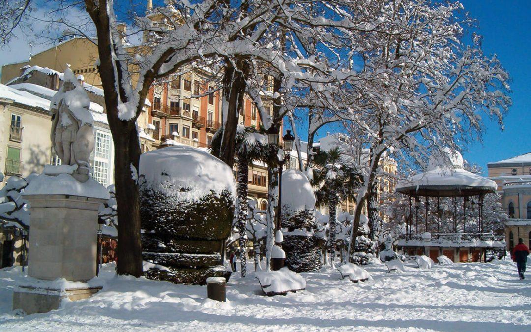 Burgos en Blanco