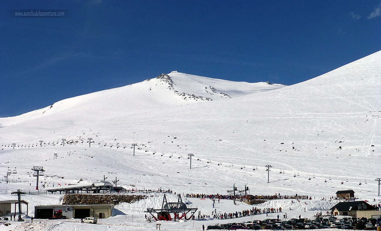 Un fin de semana de esquí por la Comarca de Campoo
