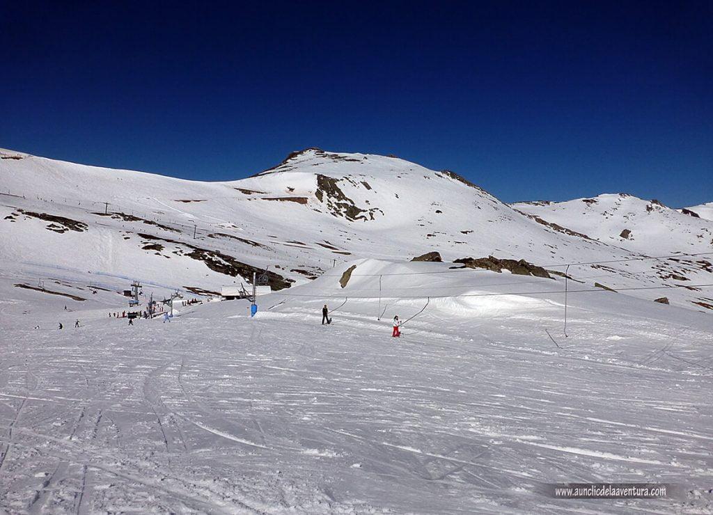 Arrastres de Alto Campoo - esquí en Alto Campoo