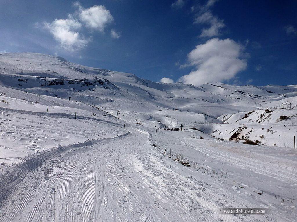 Estación de esquí de Alto Campoo - esquí en Alto Campoo