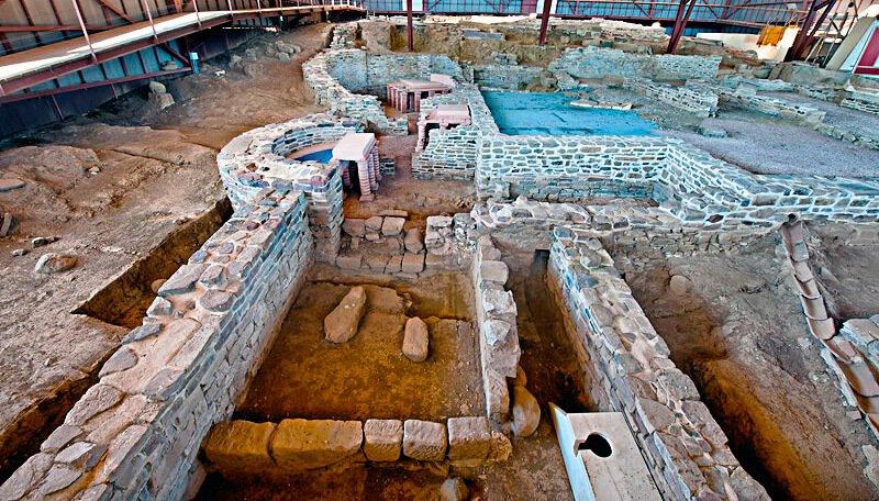 Yacimiento Arqueológico de Camesa-Rebolledo - que ver en la Comarca de Campoo