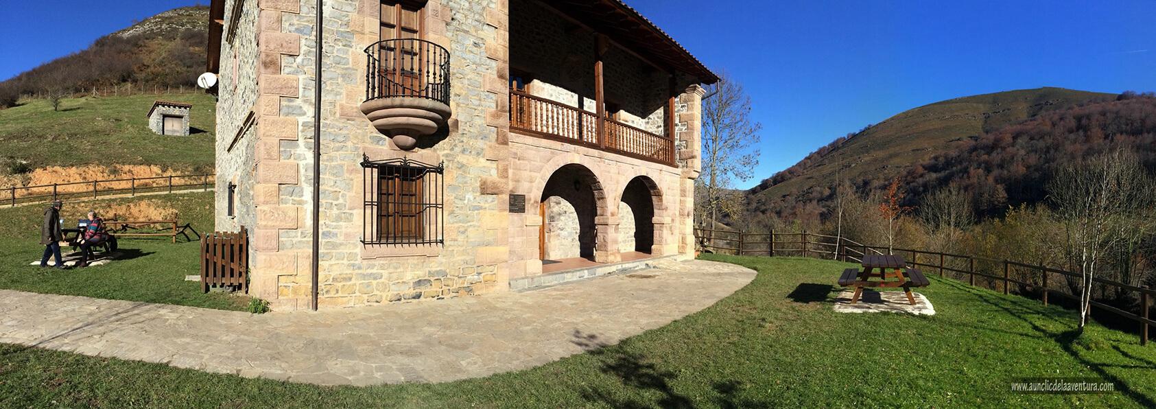 Centro de Interpretación del Parque Natural Saja-Besaya
