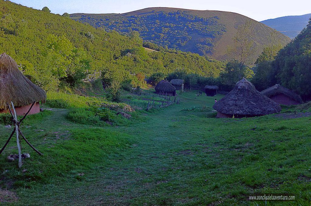 Poblado cántabro de Argüeso - que ver en la Comarca de Campoo
