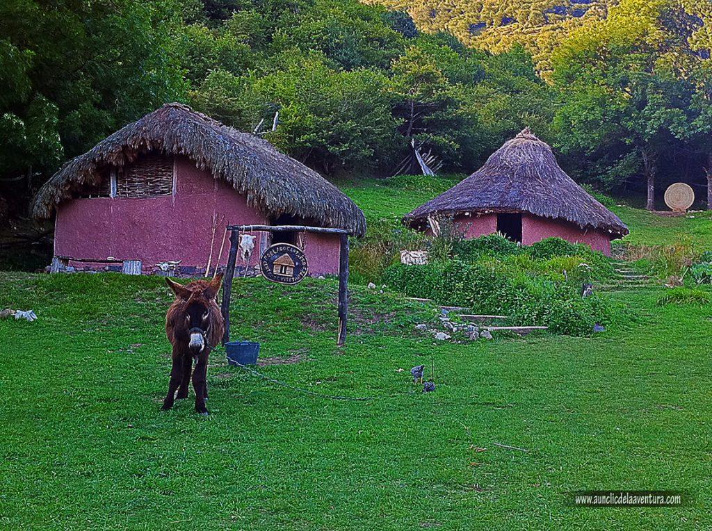 Centro de visitantes del poblado cántabro de Argüeso - que ver en la Comarca de Campoo