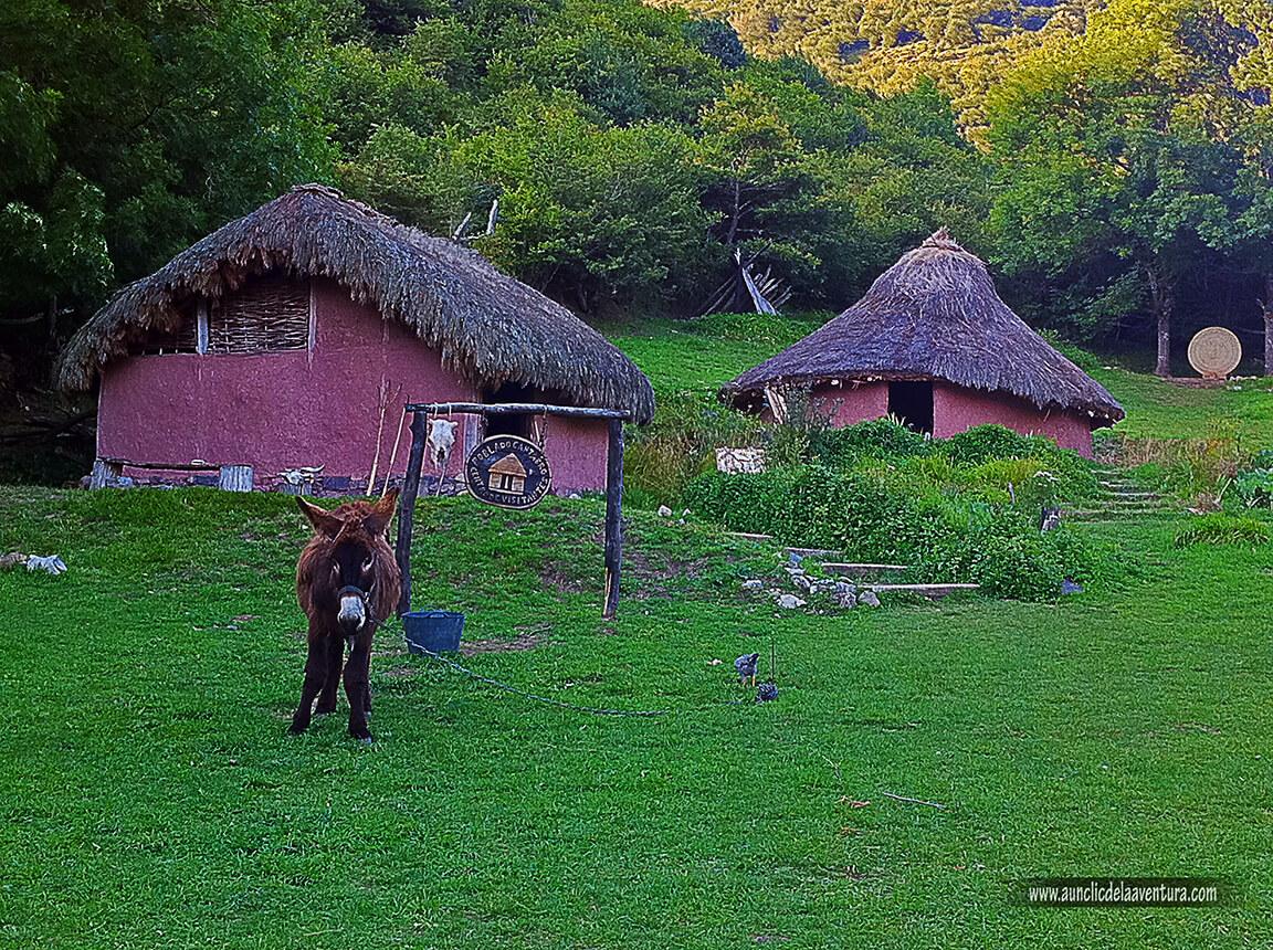 Centro de visitantes del poblado cántabro de Argüeso